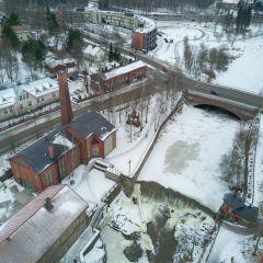 Vanhankaupunginkosken vanha vesivoimala