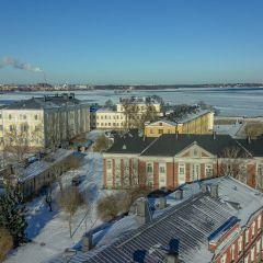 Suomenlinnan Merisotakoulu