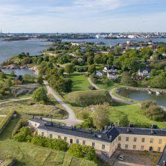 Suomenlinna kesällä