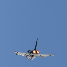 Afterburner on