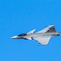 Saab JAS 39 Gripen solo