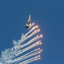 Boeing F/A-18 Hornet (lentäjä kapteeni Tapio Yli-Nisula)