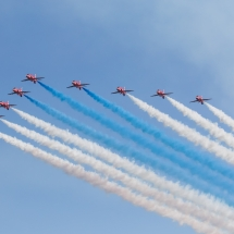 Royal Airforce Red Arrows
